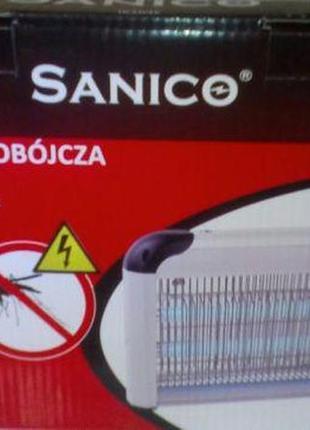 """Улавливатель насекомых,мухоловка """"Sanico"""" GCK-20 , 20 вт"""