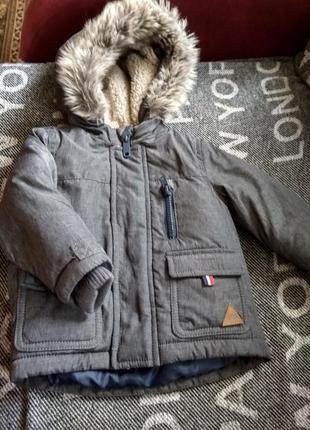 Куртка зима 68 р
