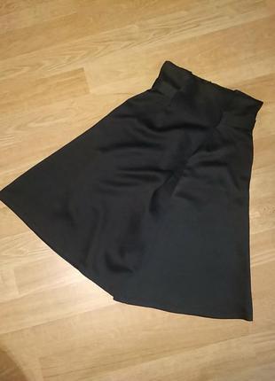 Кюлоты, шорты-юбка