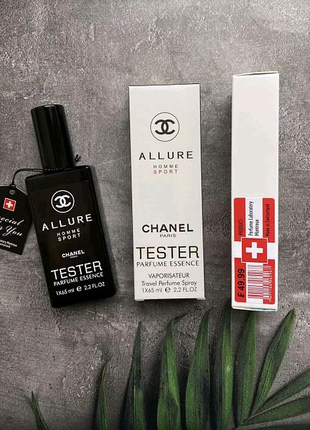 Chanel Allure Homme Sport 65 мл