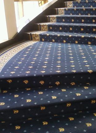 Укладка, продажа ковровых покрытий