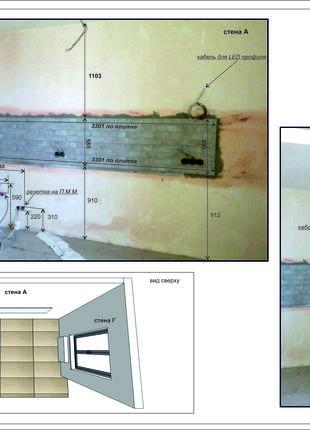 Дизайн современной корпусной мебели в интерьере (кухни, детски...