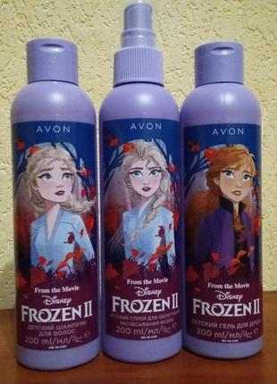 Набор avon disney frozen для девочек