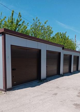 Комфортные и теплые гаражи для ваших автомобилей