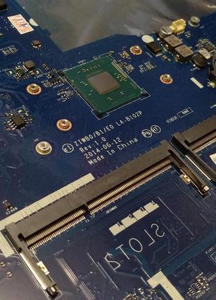 НОВАЯ Материнская плата Lenovo B50-30 LA-B102P
