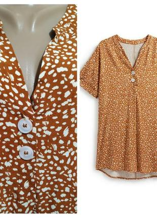 Новое! стильное платье-туника большого размера,вискоза