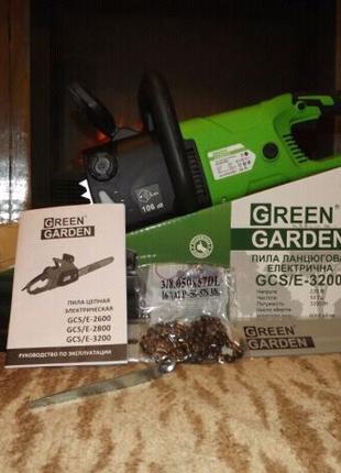 Электропила Green Garden 3200
