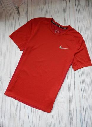🌿мужская спортивная футболка nike оригинал.  размер м. 🌿
