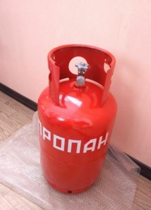 Газовый баллон бытовой 12 л. Novogas Белорусский