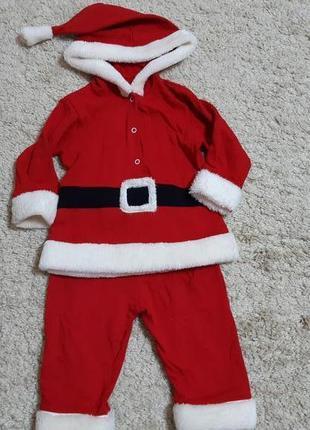 Новогодний костюм деда мороза продано!