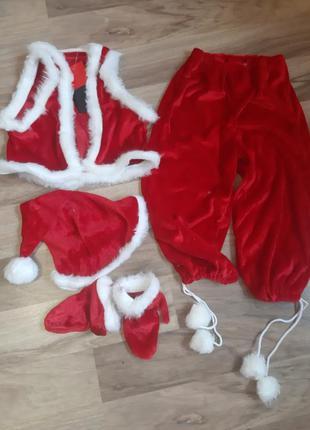 Гном гномик новый год костюм новогодний