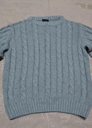 Свитерок свитер джемпер next по бирке 3-4 года, 104 см