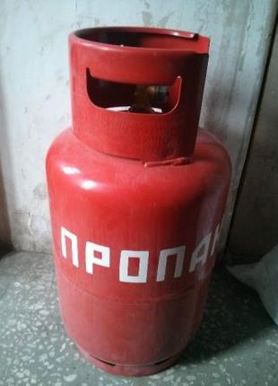 Газовий балон побутовий Novogas 12 л