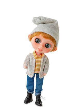 Милая и очаровательная кукла «тревор флинн»