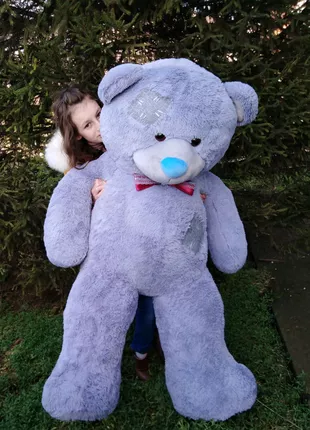 Большой плюшевый мишка MishkiRulyat Тедди 170 см. Мягкая игрушка.