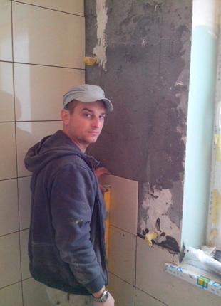 Виконую ремонт ванних кімнат.