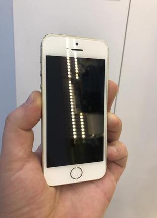 IPhone 5s 16 Gb Neverlock Gold Айфон 5s