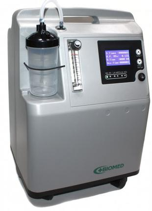 Кислородный концентратор БИОМЕД JAY-5AW (с датчиком кислорода)