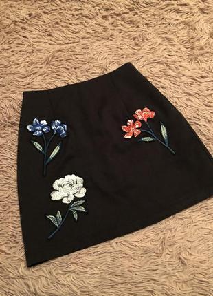 Шикарная юбка 😍 new look 🔥