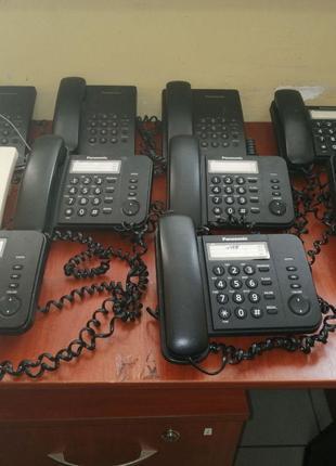 Продажа!! Стационарных аналоговых телефонов Panasonic