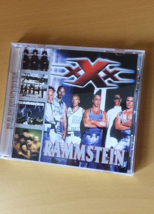 Музыка cd группа Rammstein : xxx