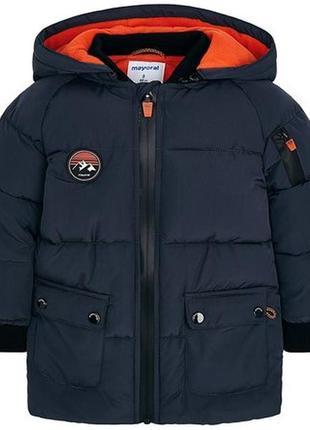 Куртка mayoral 7-8 лет, оригинал, осень-зима