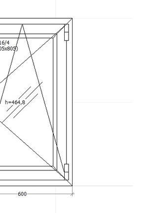 Металопластикові вікна в наявності