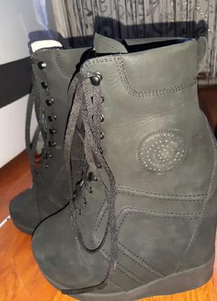 Ортопедическая обувь ботинки при укорочении стопы, ноги