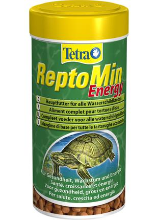 Tetra ReptoMin Energy энергетический корм для водных черепах 2...