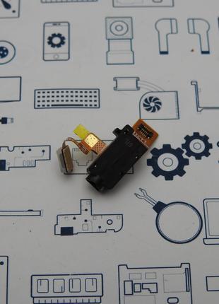 Разъем аудио Sony Xperia XA F3112 Сервисный оригинал с разборки