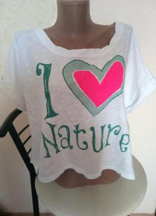 Шикарная качественная  футболка майка-топ оверсайз