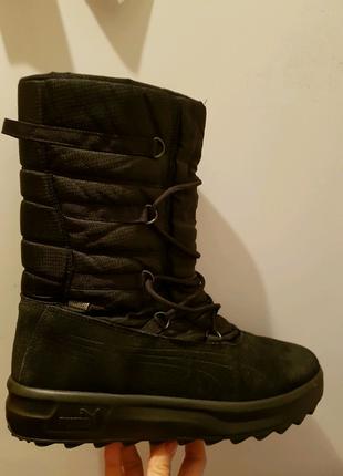 Puma gore tex boots сапоги ботинки термо