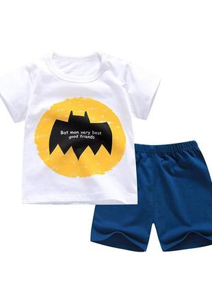 Футболка+шорты batman