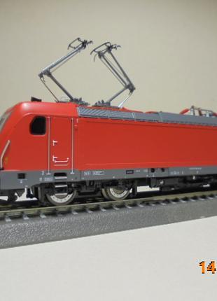 Железная дорога, модель