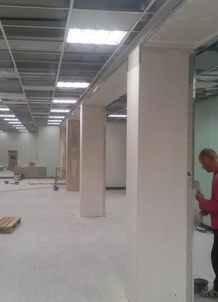Реставрация офисных помещений