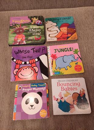 Комплект книг на английском
