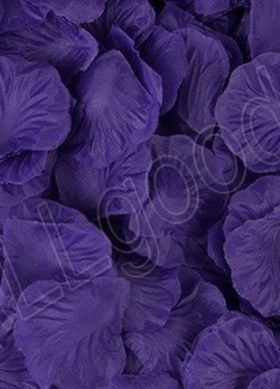 Лепестки роз искусственные 100шт./уп. №18