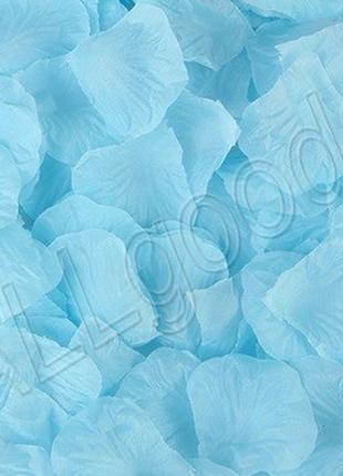 Лепестки роз искусственные 100шт./уп. №19