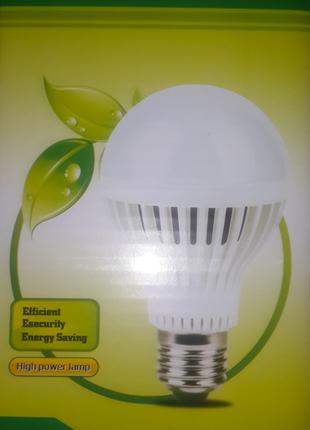 Светодиодная лампа Epistar LED (Цоколь E27) 12W 220V