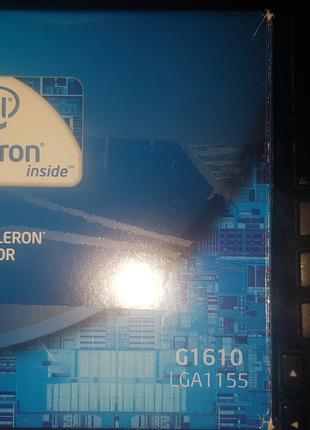 Процессор Intel Celeron G1610 2.6GHz/5GT/s/2MB s1155 Ivy Bridge