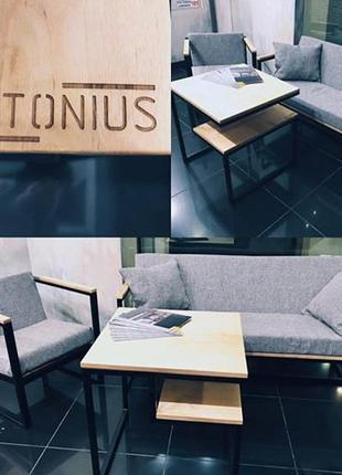 Изготовление металлической офисной мебели: стулья, стеллажи, с...