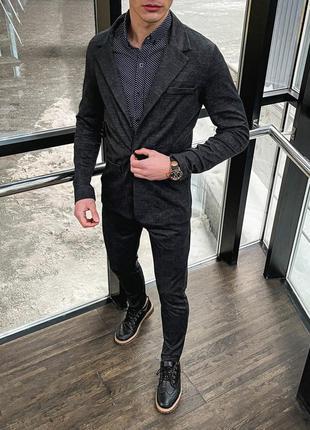 Мужской деловой костюм s l