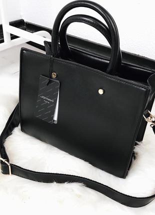 Женская сумка среднего размера