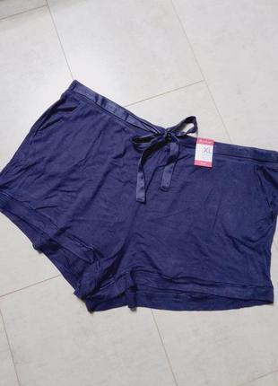 Женские шорты для дома, большой размер