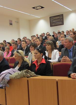 Конференции, семинары, круглые столы.