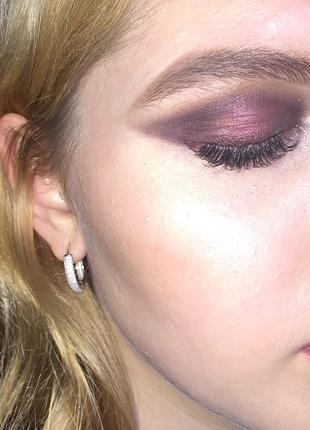 Вечерний/Дневной макияж. Макияж для фотосессии, видеосъемки. П...