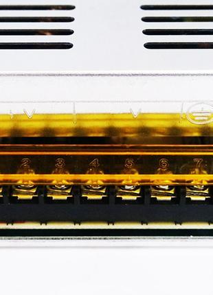 Блок питания 12V 30А 360W Металл