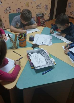 Преподаватель для детей 5-15 лет