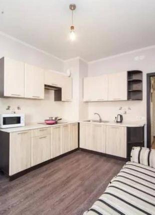 2 комнатная квартира. Кухня 16м.кв.