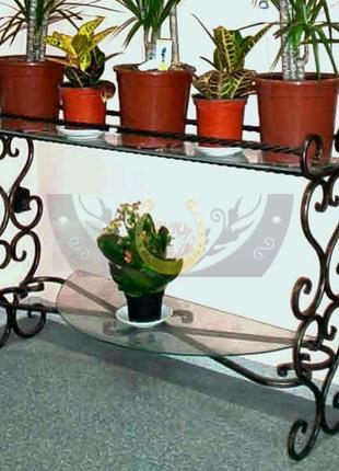 Подставки для цветов, цветочницы